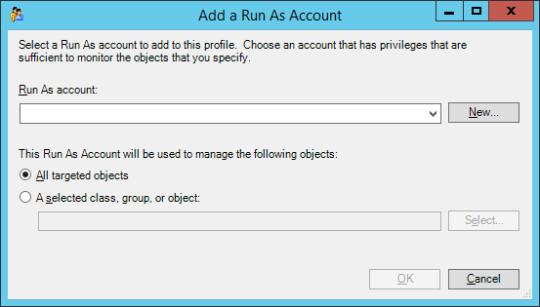 Linux Profiles - 04 - Add Run As Account