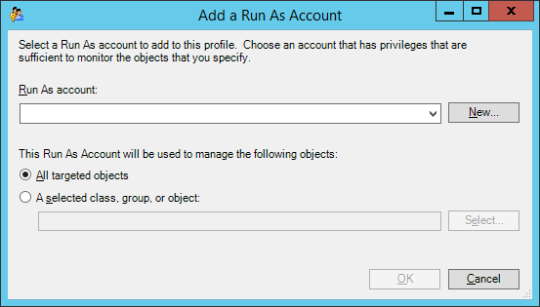 Linux Profiles - 04 - Add Run As Account