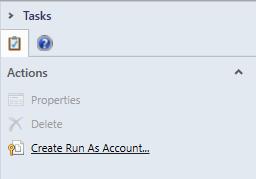 Linux RunAs - 02 - Create Run As Account