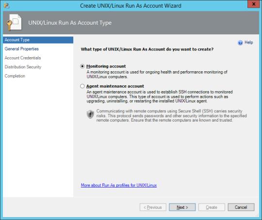 Linux RunAs - 03 - Account Type