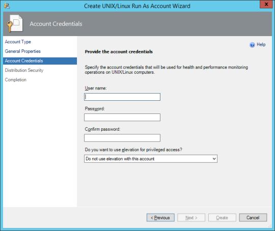 Linux RunAs - 05 - Account Credentials