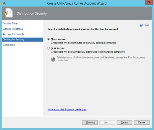 Linux RunAs - 06 - Distribution Security