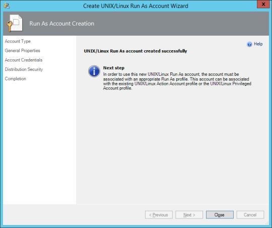 Linux RunAs - 07 - Next Step
