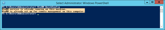 VMM Compliance Error - Host WinRM Config