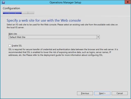 SCOM vNext - 15 - Web Console