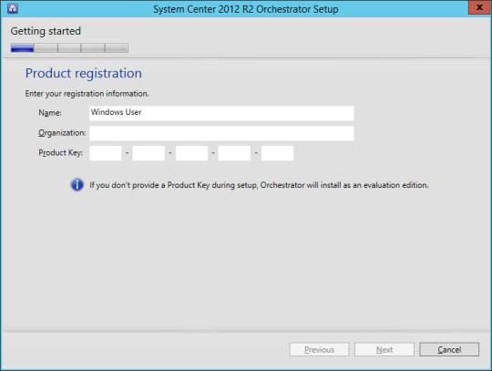 SCORCH vNext - 04 - Product Registration