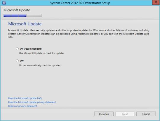 SCORCH vNext - 15 - Microsoft Update