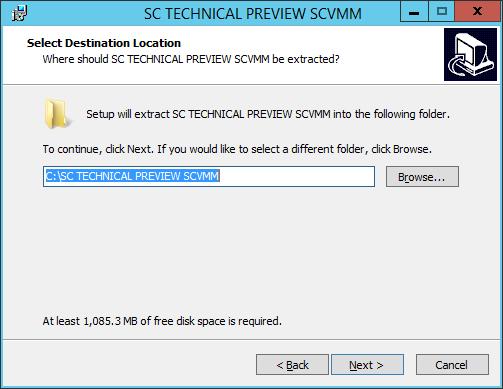 SCVMM vNext - 02 - Location