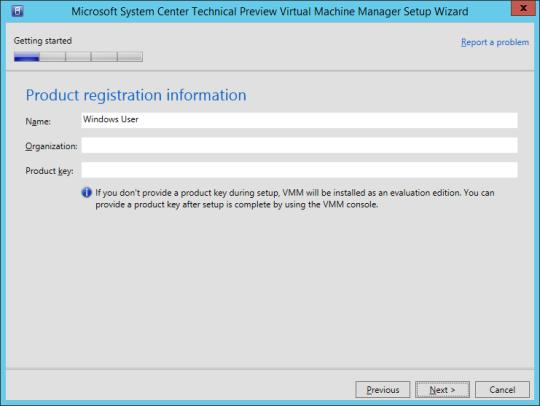 SCVMM vNext - 07 - Registration