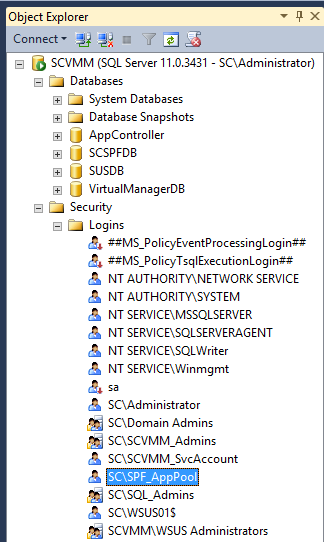SQL Permissions