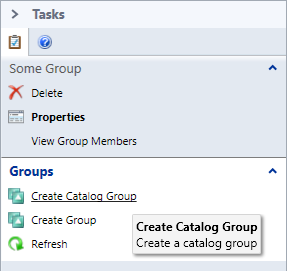SCSM New Service Offering - Group Tasks