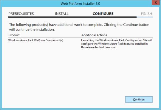WAP Install - 05 - Configure
